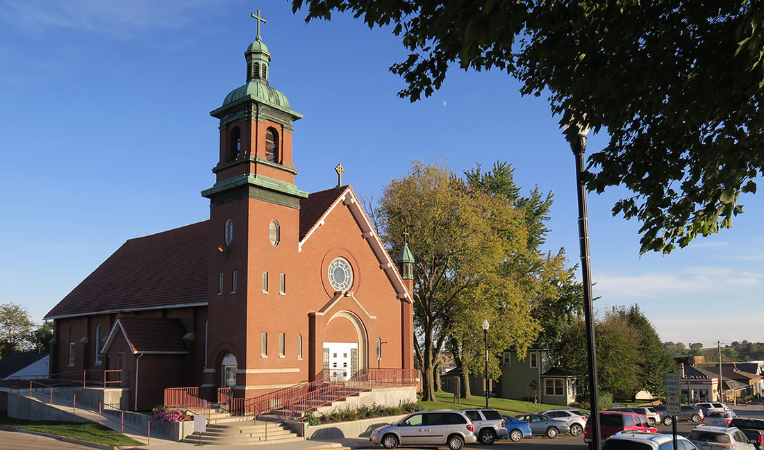 Contact - St  Patrick & St  Bridget in Brooklyn and Victor, IA